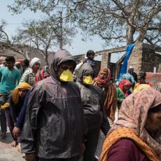 ALARMANTNO STANJE U SZO ZBOG STANJA U INDIJI: Dupli mutant smrtonosniji - kobna godina za ceo svet