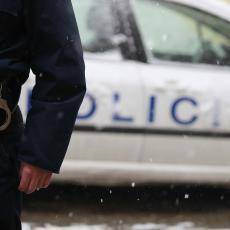 ALBANCI U BEOGRADU EKSPRESNO KAŽNJENI: Na Božić pisali po kolima UČK, odmah SMEŠTENI iza rešetaka!