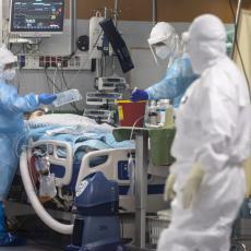 ALBANIJA  U PAKLU KORONE: U poslednja 24 časa 273 zaraženih