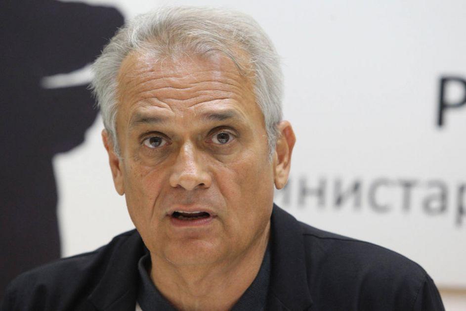 ALEKSANDAR GAJOVIĆ, DRŽAVNI SEKRETAR U MINISTARSTVU KULTURE I INFORMISANJA, ZA KURIR: U Srbiji nema medijskog mraka