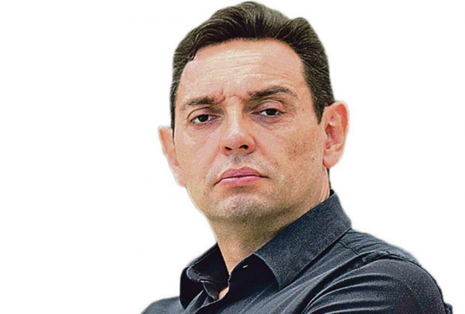 ALEKSANDAR VULIN: Boško Obradović bi radio po diktatu stranaca