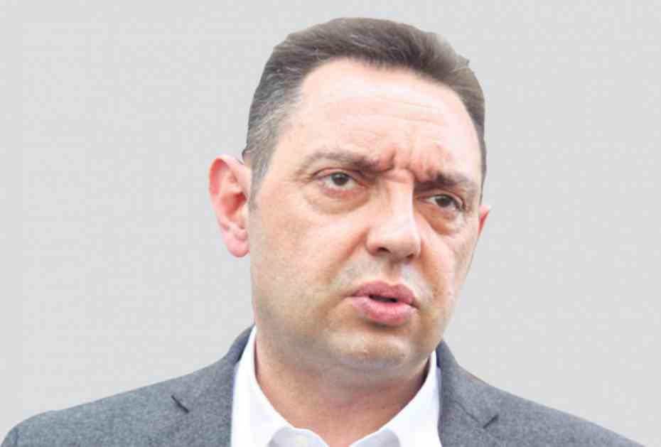 ALEKSANDAR VULIN: Razvoj odbrambene industrije srbije