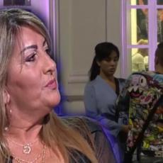 ALEKSANDRA, DEBELA SI: Davidova majka JAVNO isprozivala Subotićku (FOTO)