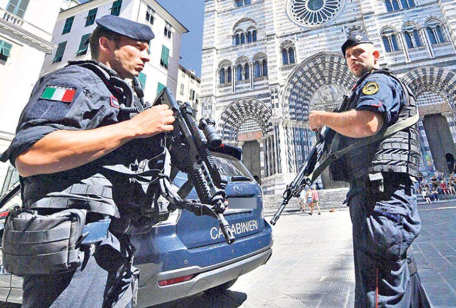 ALŽIRAC I GLAVNI LOGISTIČAR TERORISTA IZ BATALKANA UHAPŠEN POSLE 6 GODINA SKRIVANJA: Član Islamske države otkriven u Bariju