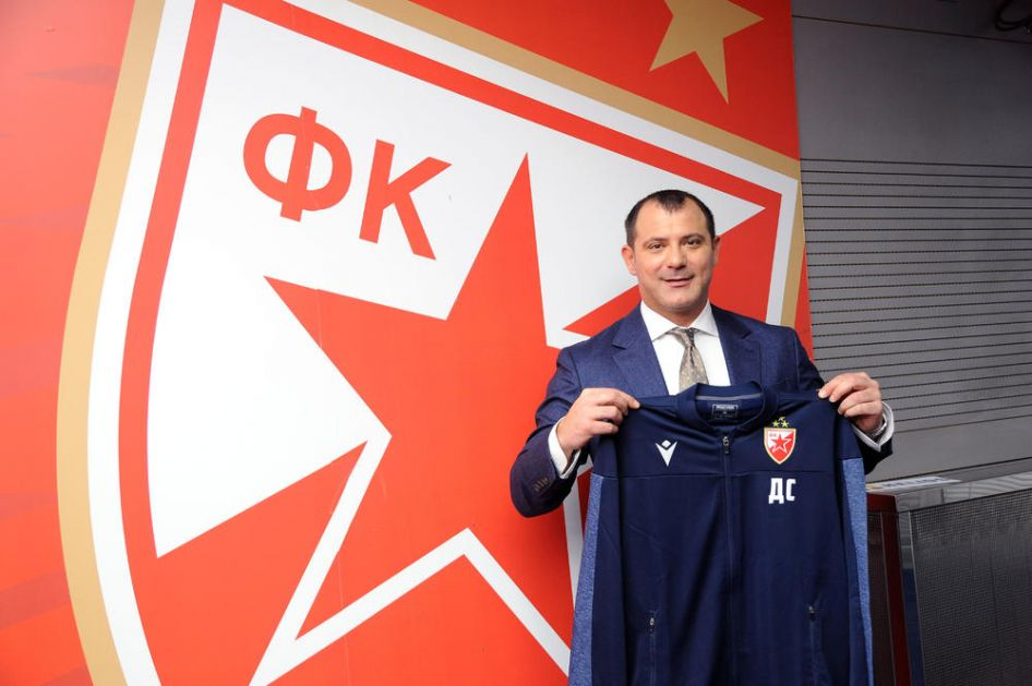 AM I DREAMING? 'I pinch myself to check I'm Red Star's coach'