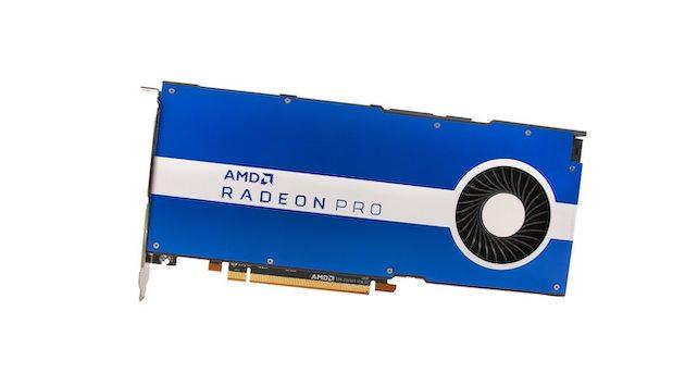 """AMD je lansirao pristupačni, """"RDNA"""" bazirani Radeon Pro W5500 grafički akcelerator"""