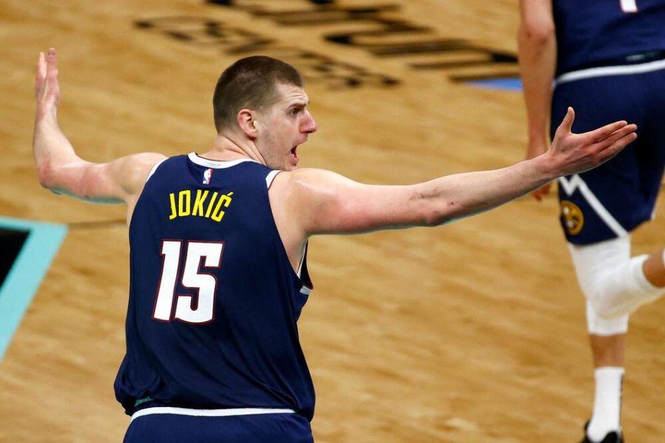 AMERI, DA LI VAS JE BAR MALO SRAMOTA?! Jokić je MVP, a najoštećeniji je igrač u NBA! Evo dokaza da sudije NE VOLE SRBINA