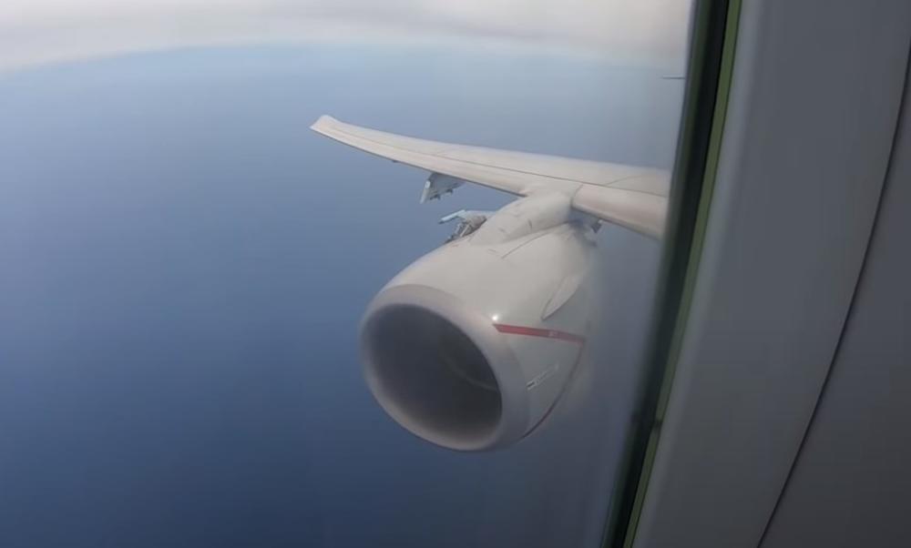 AMERI POLUDELI KAD SU OVO VIDELI: Ovako su suhoji presreli njihov posejdon! Okršaj iznad Sredozemlja (VIDEO)