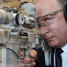 AMERI ZAPANJENI NOVOM RUSKOM SNAJPERSKOM PUŠKOM: Putin dobija novu igračku (FOTO/VIDEO)