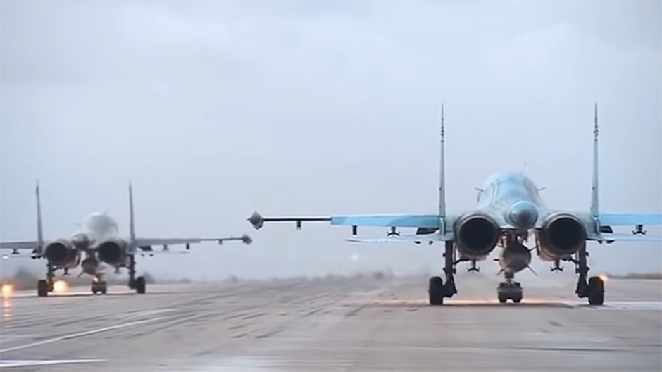 AMERI odabrali: TOP 5 RUSKIH vojnih aviona (VIDEO)