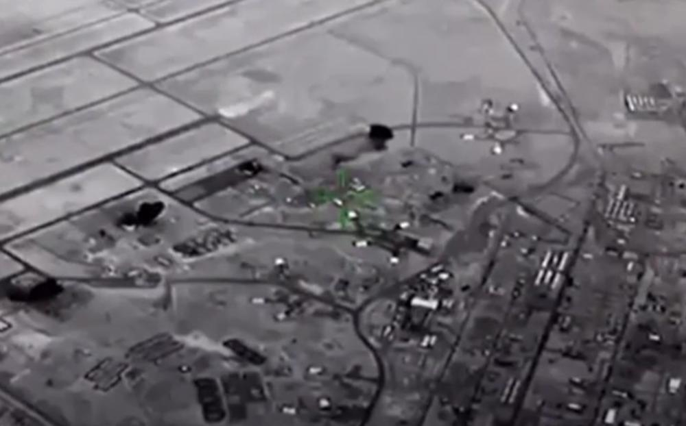 AMERIČKA BAZA U IRAKU PONOVO NA METI NAPADA: Zasuta sa 10 raketa (FOTO)