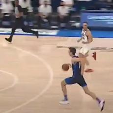 AMERIČKI KOMENTATORI U TRANSU: Pokuševski prodao NEVIĐENU foru najboljem timu NBA lige (VIDEO)