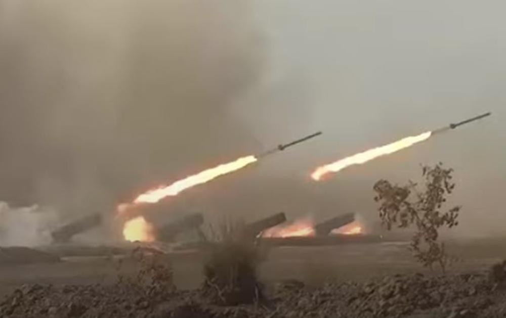 AMERIČKI MEDIJI O RUSKOM RAKETNOM SISTEMU TOS-2: Strašno novo oružje koje lako može da uništi bilo koji neprijateljski tenk VIDEO