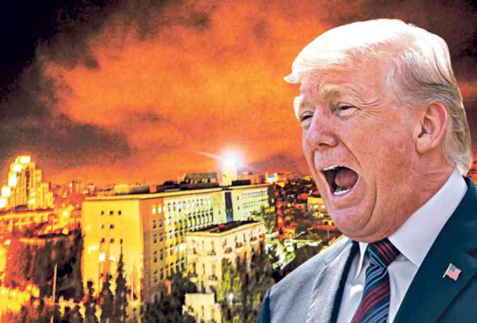AMERIČKI STRUČNJAK: Dobro je što je Tramp napao Siriju, ali evo šta sad treba da uradi!