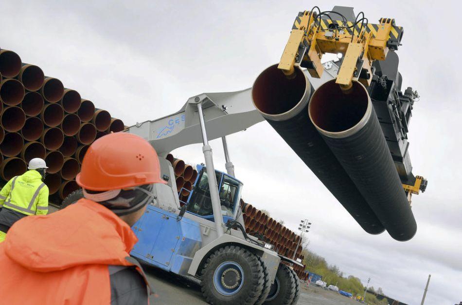 AMERIKA KRENULA U RAT PROTIV SEVERNOG TOKA 2: SAD uvodi sankcija kompanijama i licima koja učestvuju u izgradnji ovog gasovoda!