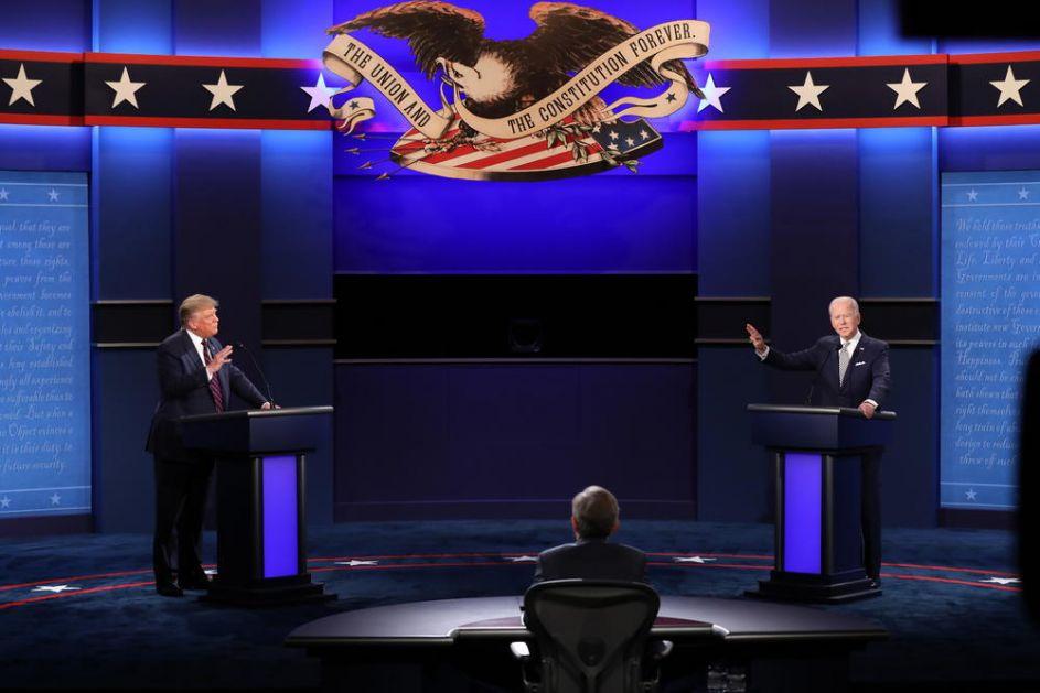 AMERIKA MENJA PRAVILA PREDSEDNIČKE DEBATE: Odluka pala nakon što su se Tramp i Bajden vređali i svađali u tv duelu