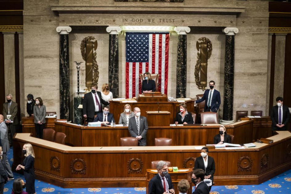 AMERIKA NA PUTU DO 51. DRŽAVE: Kongres podržao predlog, čeka se Senat! Ako tu prođe, Bajdenovi imaju većinu u gornjem domu! VIDEO
