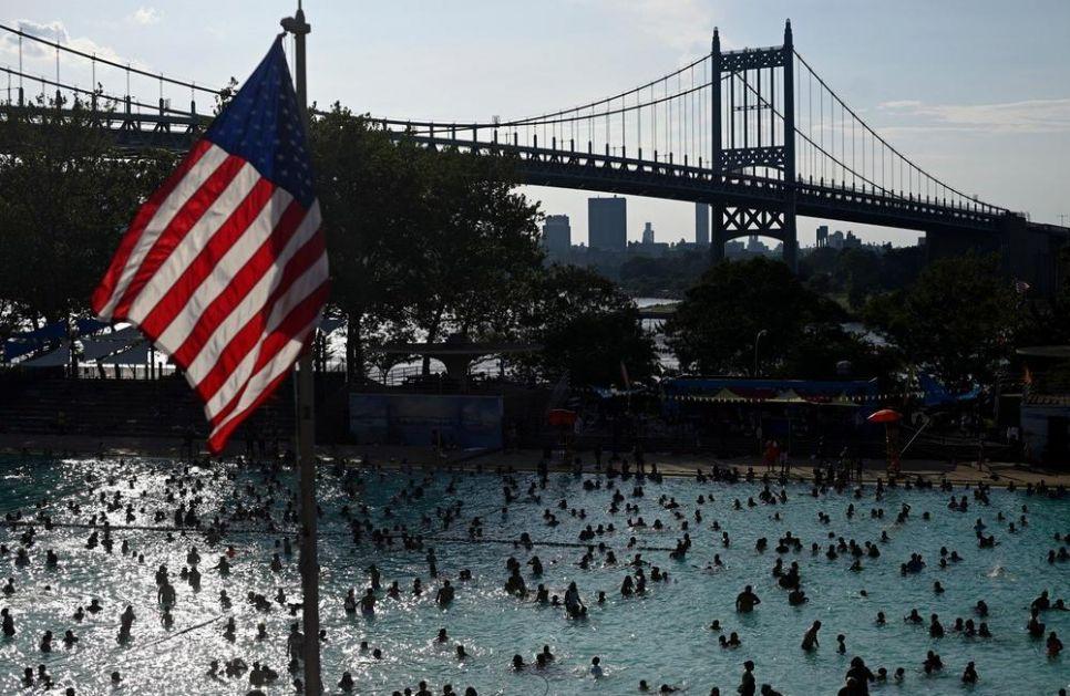 AMERIKA SE TOPI Šta je zapravo uzrok katasrofalnih vrućina koje su pogodile SAD?