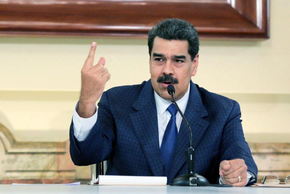 AMERIKA UVELA NOVE SANKCIJE KUBI: Kažnjavaju ih zbog podrške Nikolasu Maduru