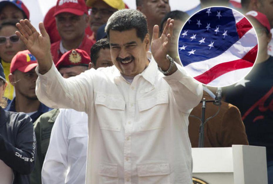 AMERIKA UVODI NOVE SANKCIJE, VENECUELA ODGOVARA: Nijedna imperijalistička akcija neće nas narušiti! ODGOVORIĆEMO!