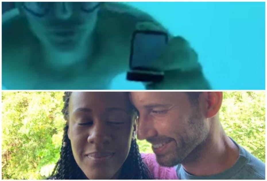 AMERIKANAC ZARONIO KAKO BI ZAPROSIO SVOJU DEVOJKU: Nije preživeo kako bi čuo njen odgovor (VIDEO)