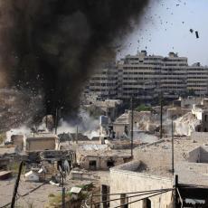AMERIKANCI MORAJU DA ODU: Tri rakete pale na teritoriju ambasade SAD u Bagdadu, jedna pogodila restoran!