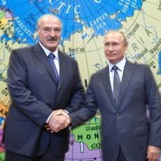 AMERIKANCI NE PRESTAJU SA GURANJEM NOSA U TUĐE STVARI: Vašingtonu smetaju jake veze Belorusije i Moskve