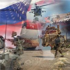 AMERIKANCI UMALO DA IZAZOVU HAOS NA SEVERU SIRIJE: Rusi hitno intervenisali i stali im na put, dalje nisu mogli
