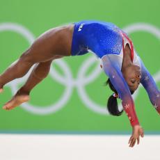 AMERIKANKA ISPISALA ISTORIJU: Bejlsova NAJTROFEJNIJA gimnastičarka u istoriji