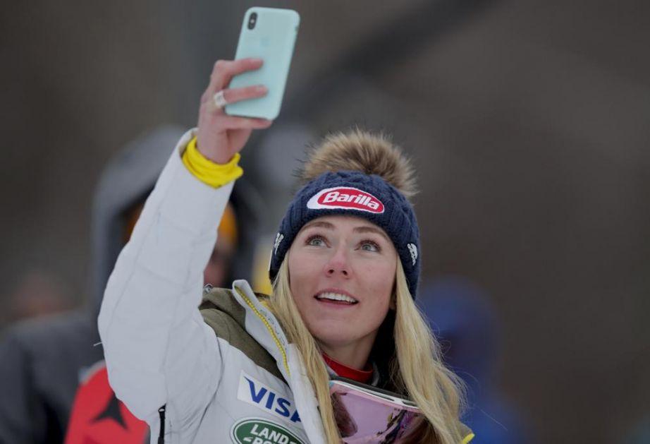 AMERIKANKA UHVATILA ZALET: Mikaela Šifrin trijumfovala u slalomu u Kilingtonu