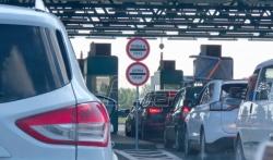 AMSS: Gužve na graničnim prelazima i u saobraćaju