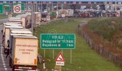AMSS: Kamioni na Batrovcima čekaju dva sata