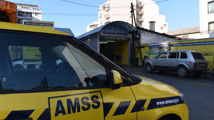 AMSS: Kamioni na Horgošu 600, na Kelebiji 360 minuta