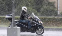 AMSS: Oprez zbog kiše i odrona