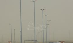 AMSS: Oprez zbog magle i klizavih kolovoza