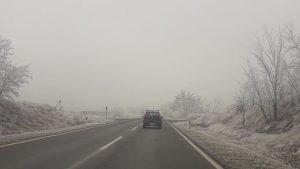 AMSS: Pogoršani uslovi za vožnju