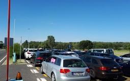 AMSS: Pojačan saobraćaj najopterećeniji putevi ka Crnoj Gori, Makedoniji i Bugraskoj