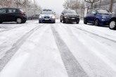 AMSS upozorio vozače da prilagode brzinu zbog poledice na putevima