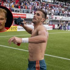 AMSTERDAM KLIČE DUŠANU: Legendarni Bergkamp je 1989. godine uradio nešto NEVEROVATNO, Tadić je na pragu da to ponovi