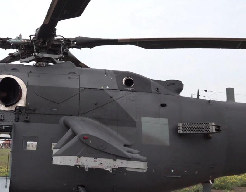 [ANALIZA] Kako su za sada opremljeni helikopteri Mi-35M RV i PVO Vojske Srbije
