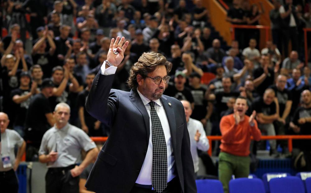 ANDREA TRINKIJERI POSLE MEČA SA MEGOM: Igrali smo dobro, zaslužili smo pobedu!
