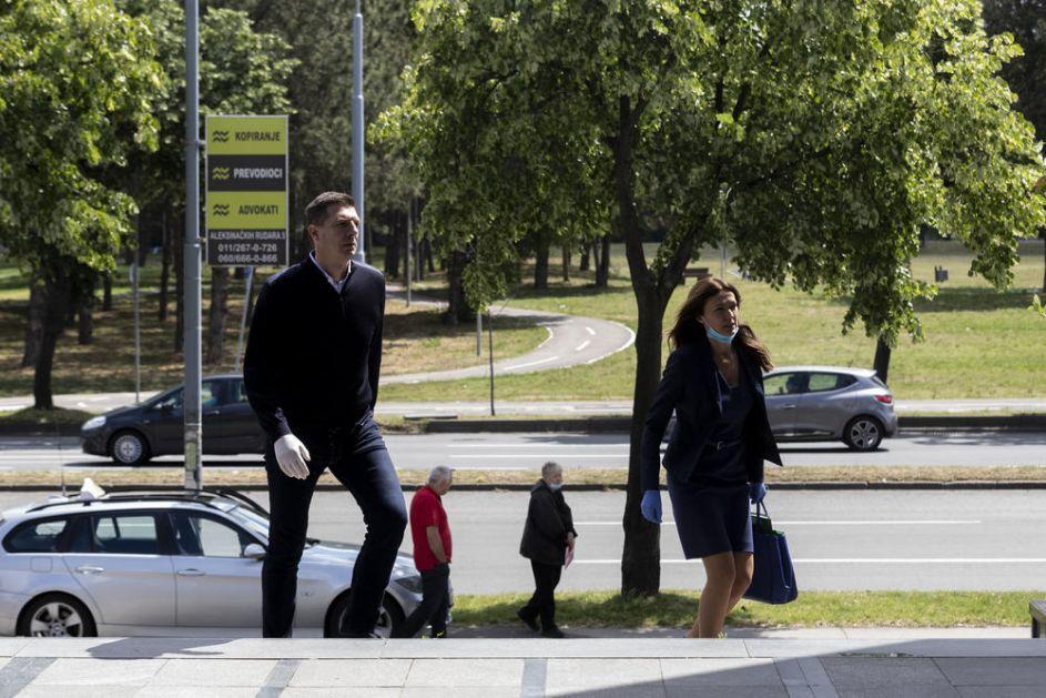 ANDREJ VUČIĆ STIGAO NA ROČIŠTE: Počelo suđenje poslaniku Miroslavu Aleksiću (FOTO/VIDEO)