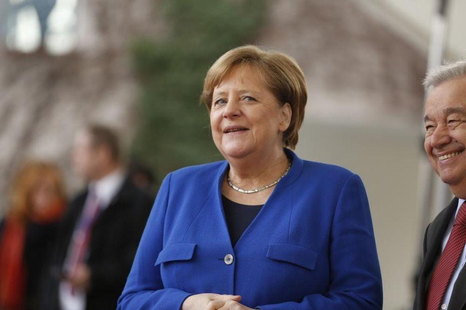 ANGELA MERKEL O KONFERENCIJI O LIBIJI: Dogovor u Berlinu, poštovati embargo na oružje! (FOTO, VIDEO)