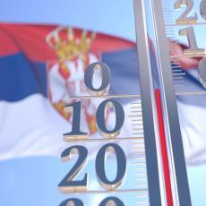 APRIL JURI KA PROLEĆU: Danas malo toplije, narednih dana vreme će nas obradovati