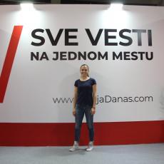 ARANĐELOVČANKA KOJA JE POKORILA PLANETU: Evo kako je Jovana Preković došla do svetskog ZLATA, a sada CILJA Olimpijadu (FOTO)