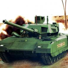ARMATA U BORBAMA PROTIV DŽIHADISTA! Ruski tenk budućnosti TESTIRAN U SIRIJI, stižu OPREČNE INFORMACIJE