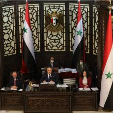 ASAD DOBIJA OPASNU KONKURENCIJU? Poznata prva dva kandidata za predsednika Sirije