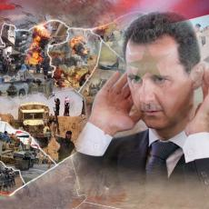 ASADOV ODGOVOR NA ERDOGANOVE PRETNJE: Novi napad sirijske vojske na turske položaje! IMA MRTVIH! (FOTO/VIDEO)