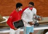 ATP: Đoković šest nedelja od Federera, rekord Nadala