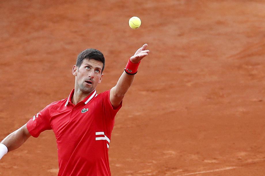 ATP: Novak započeo 317. nedelju na vrhu, skok Krajinovića